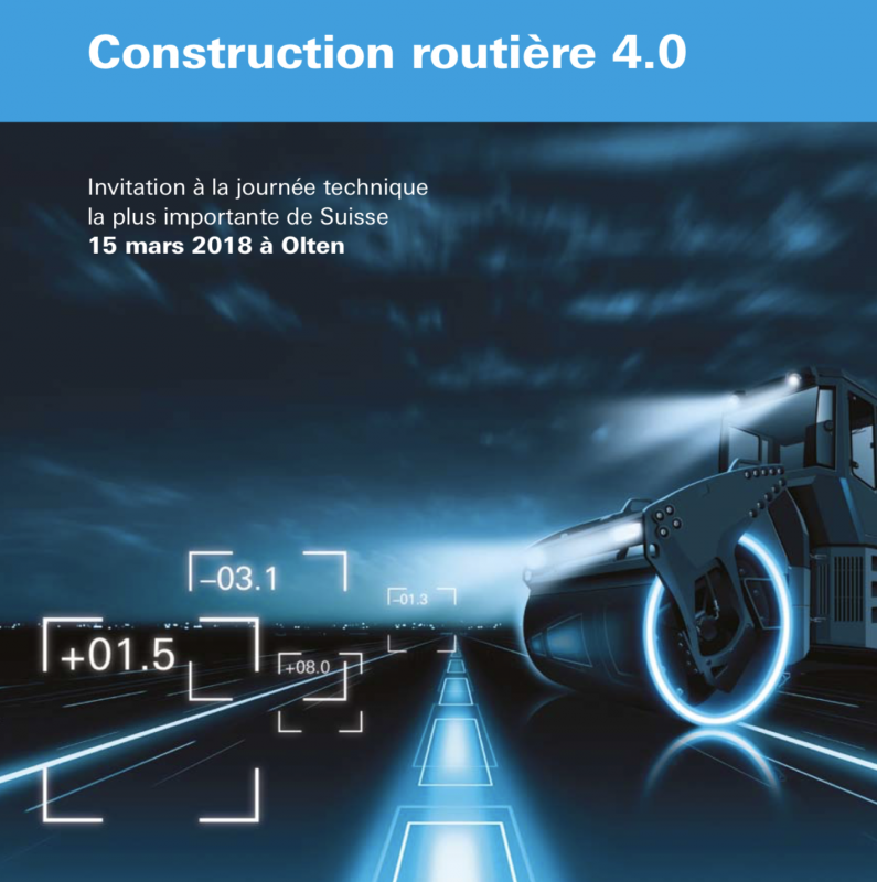 Image Forum Strasse : Construction routière 4.0